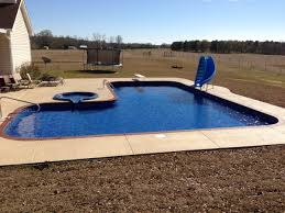 swimming pool simple and neat swimming pool decorating ideas