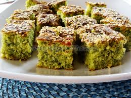 herbs spices and tradition savoury baked cake