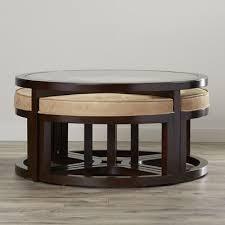 logan coffee table set wade logan carolwood coffee table set wadl1660 wadl1660