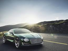 bentley suv 2017 bentley is building an electric car business insider