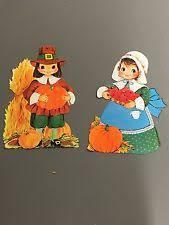thanksgiving die cut ebay