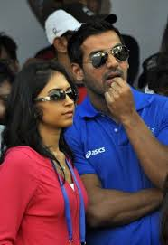 john abraham family pics with wife priya runchal sister in law
