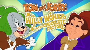Willy Wonka Tell Me More Meme - what the hell is tom and jerry willy wonka the chocolate