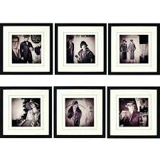 wall arts set of 6 canvas wall art wall art set of 6 fashion