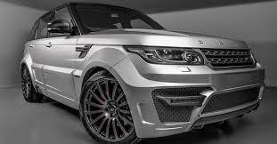 land rover sport 2016 black 2016 range rover sport san marino onyx concept