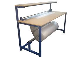 packing table with shelves packing bench packing tables by spaceguard