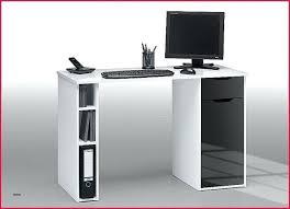 bureau ordinateur blanc laqué bureau informatique blanc laquac bureau city bureau l cm bureau pc