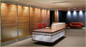 modern wood paneling