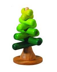 amazon com plan toys stacking tree toys u0026 games