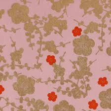 designer wrapping paper pink cherry blossom gift wrap designer wrapping paper