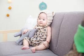 Siã Ge De Bain Bã Bã Pas Cher 宝宝6月的样子萌化了我们 兜兜的时光机