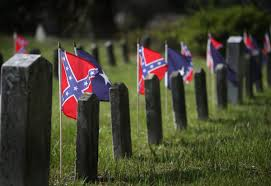 Image Of Confederate Flag Confederate Flag Banned At Veterans Cemeteries New Va Policy
