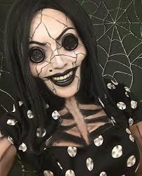 scary girl costumes 64 makeup ideas inspirationseek