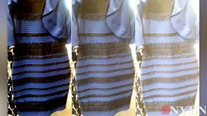 why some see u0027the dress u0027 as white gold others blue black ny