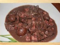 cuisiner rognon de boeuf rognon de boeuf aux framboises recette ptitchef