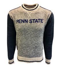 penn state s new crew sweater mens dress empty