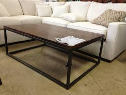 living room l tables furniture affordable rustic rectangular living room coffee table