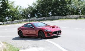 maserati granturismo sport convertible 2018 maserati granturismo coupe pictures photo gallery car and