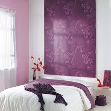 chambre avec papier peint chambre avec papier peint capitonn avec papier peint chambre papier