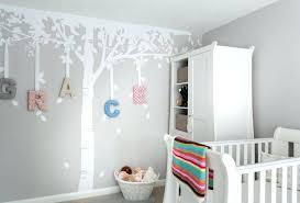 chambre bébé arbre chambre bebe stickers stickers muraux tinoo bacbac sauthon dacco