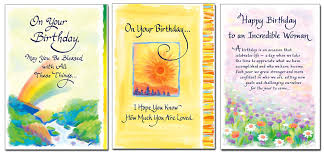 blue mountain arts classic birthday card collection 3 count