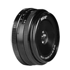 meike 28mm f2 8 large aperture manual focus lens aps c for