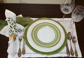 Formal Table Setting One Table Setting Four Different Ways Bering U0027s At Home
