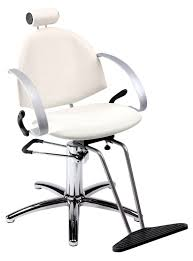 Reclining Salon Chairs Fabric Salon Chair Reclining With Hydraulic