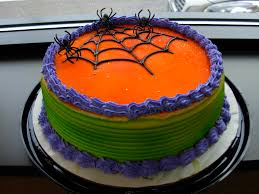 Halloween Decorations Cakes Halloween Web Dq Dairy Queen Ice Cream Cake U0027the Cake Lady