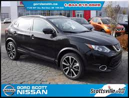 nissan qashqai 2017 new 2017 nissan qashqai sl awd for sale in red deer scott