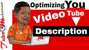 youtube video description template 2017 youtube