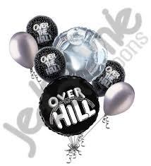 the hill balloon bouquet black the hill balloon bouquet jeckaroonie balloons
