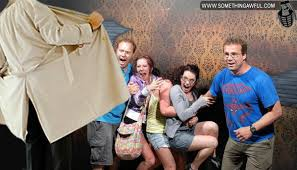 Haunted House Meme - nightmares fear factory know your meme