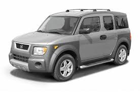 2004 honda element new car test drive