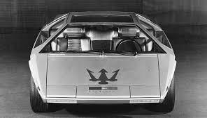 maserati boomerang maserati boomerang vergeten concept 1971 autoblog nl