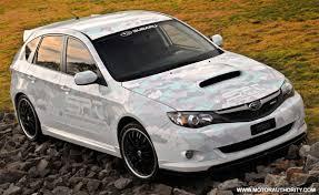 subaru hatchback 2 door subaru performance tuning prepares 275hp impreza wrx concept