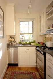 Galley Kitchen Rugs Undermount Sink Also Freestanding Dishwasher And Contemporary