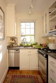 Galley Kitchen Rugs Undermount Sink Also Freestanding Dishwasher And Contemporary