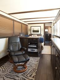 Celebrity Interior Homes Photos Check Out That Bed See More Photos From Vin Diesel U0027s Motor Home