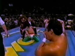 Halloween Havoc 1996 Piper by Meanwhile In Wcw 1997 Week 35 Ring The Damn Bell