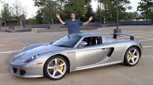 porsche here u0027s why the porsche carrera gt is the greatest car ever made