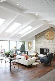 Lighting Vaulted Ceilings Design Dilemma Cozy With Cathedral Ceilings Ty Pennington