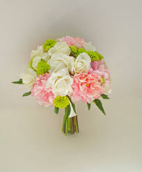 Peonies Bouquet Large Peony Bouquet With Button Mums 14 U0027 U0027 Pink