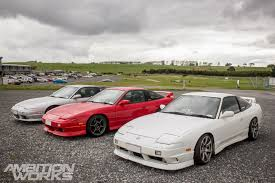 nissan 240sx cream jerk fest 2014