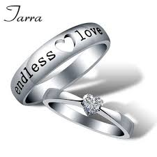 promise ring sets 2018 his and hers promise ring sets endless ring for
