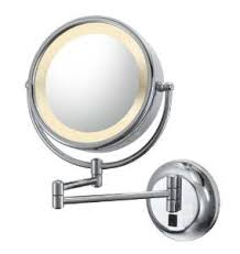 jilbere lighted makeup mirror hardwired lighted makeup mirror 2017 ideas pictures tips about