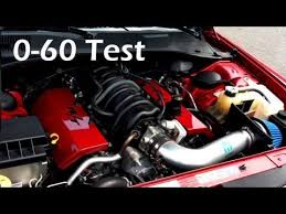 2006 dodge charger srt8 0 60 limit pushing tuned charger r t 0 60 test