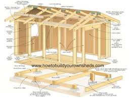 how to building u2013 wooden shed plans pdf download plans ca us