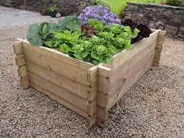 raised garden bed kits for vegetable gardening