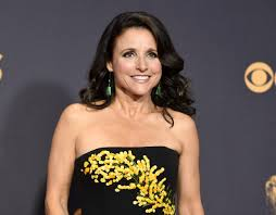 veep u0027 star julia louis dreyfus says she has breast cancer